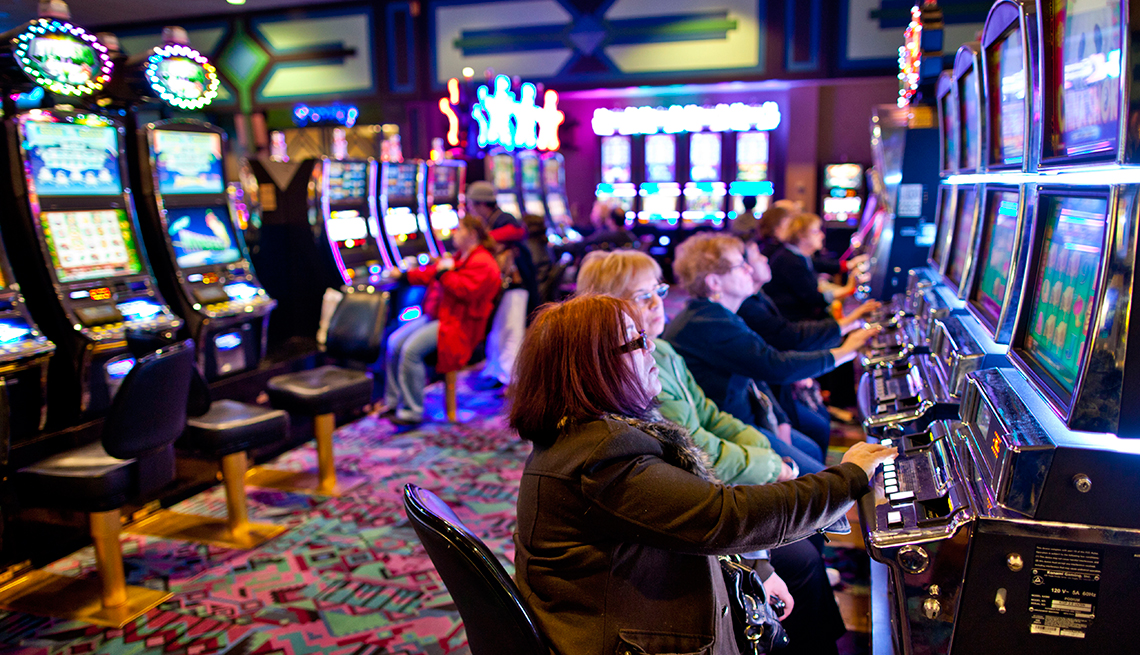 What Casino Specialists Do Not Want You ToKnow?